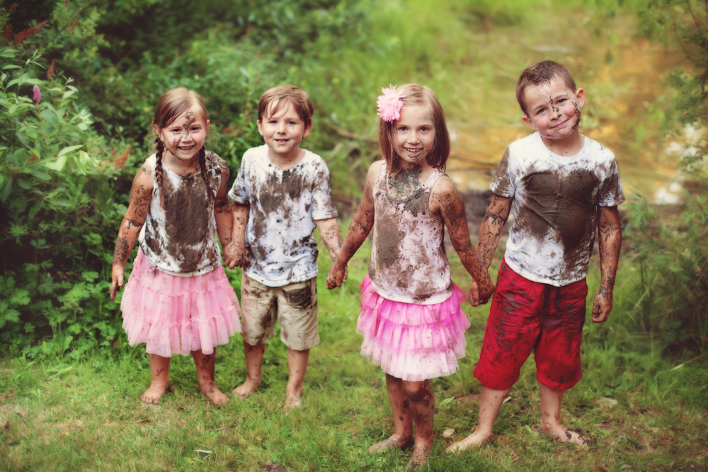 Sarah Wolfe Photography Attempt Mud Pies
